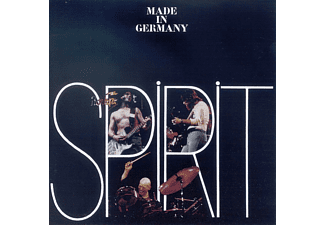 Spirit - Made In Germany [CD]