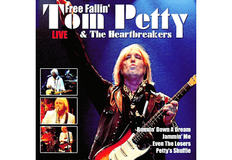 Tom & The Heartbreakers Petty - Free Fallin' [CD]
