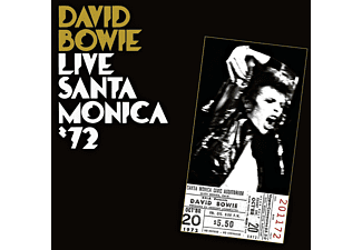 David Bowie - Live In Santa Monica 72 - (CD)