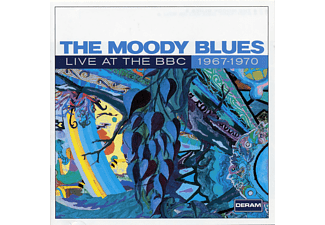 The Moody Blues - Live At The Bbc 1967-1970 - (CD)
