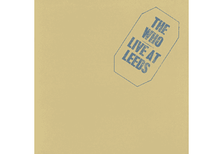The Who - LIVE AT LEEDS (25TH ANNIVERSARY EDITION) [CD]