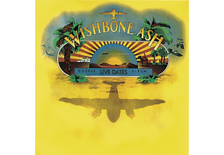 Wishbone Ash - Live Dates - (CD)
