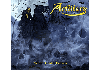 Artillery - When Death Comes [CD]