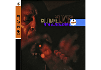 John Coltrane - Live At The Village Vanguard [CD]