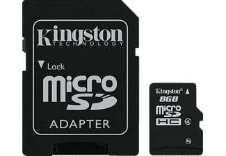 KINGSTON HC SDC4/8GB