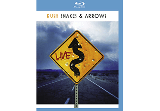 Rush - Snakes & Arrows Live [Blu-ray]