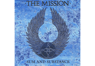 The Mission - Sum & Substance - (CD)