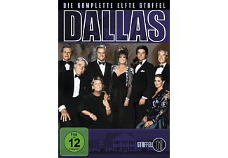 Dallas - Staffel 11 - (DVD)