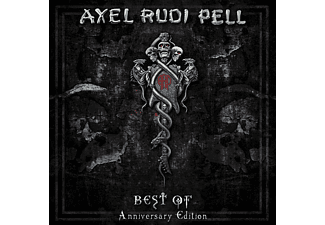 Axel Rudi Pell - Best Of-Anniversary Edt. [CD]
