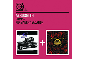 Aerosmith - 2 For 1: Pump/Permanent Vacation [CD]