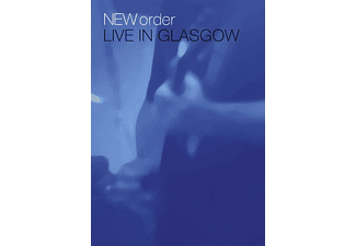 New Order - Live In Glasgow [DVD]