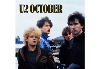 U2 - October (Remastered) [CD]