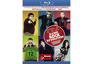 Radio Rock Revolution Komödie Blu-ray