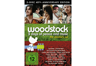 Woodstock - 40th Anniversary Edition - (DVD)