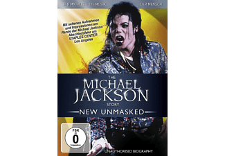 Michael Jackson - The Michael Jackson Story-New Unmasked [DVD]