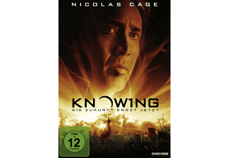 KNOWING - CINE COLLECTION - (DVD)