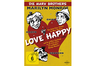 Die Marx Brothers - Love Happy [DVD]