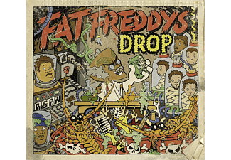 Fat Freddys Drop - Dr Boondigga & The Big Bw - (CD)