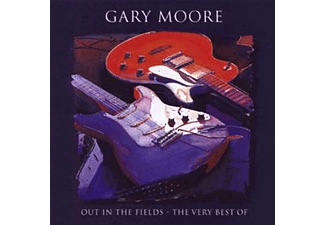 Gary Moore - OUT IN THE FIELDS/THE VERY BEST OF - (CD)