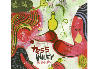 Tess Wiley - Superfast Rock'n'roll Played Slow - (CD)