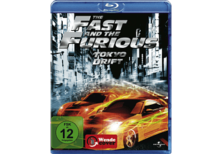 The Fast And The Furious - Tokyo Drift [Blu-ray]