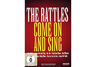 The Rattles - Come on and Sing - (DVD)
