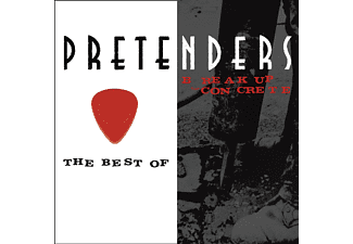 The Pretenders - The Best Of/Break Up The Concrete [CD]