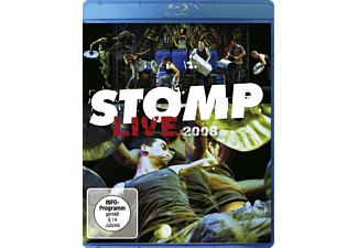 Various - Stomp-Live 2008 [Blu-ray]