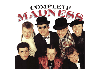 Madness - Complete Madness [CD]