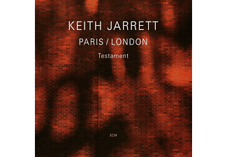 Keith Jarrett - Paris/London-Testament - (CD)