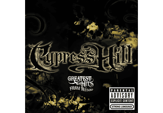 Cypress Hill Greatest Hits From The Bong HipHop CD