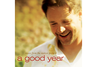 Various - A GOOD YEAR [CD]