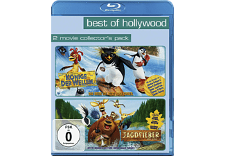 Jagdfieber / Könige der Wellen (Best Of Hollywood) [Blu-ray]