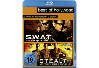 S.W.A.T. - Die Spezialeinheit / Stealth - Unter dem Radar (Best Of Hollywood) [Blu-ray]