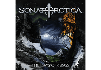 Sonata Arctica - The Days Of Grays [CD]