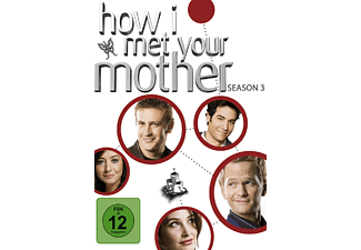 How I Met Your Mother - Staffel 3 [DVD]