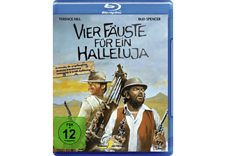 Vier Fäuste für ein Halleluja (High Definition Remastered) - (Blu-ray)