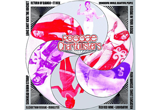 VARIOUS - Reggae Chartbusters Vol.1 - (CD)