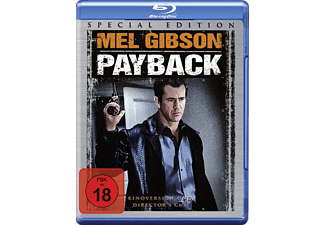 Payback (Kinoversion & Director's Cut) - (Blu-ray)