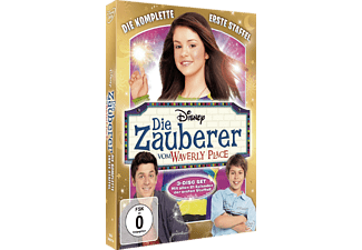 Die Zauberer vom Waverly Place - Season 1 [DVD]