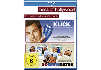 Klick / 50 Erste Dates (Best Of Hollywood) [Blu-ray]