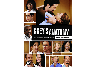 Grey's Anatomy - Seizoen 5 | DVD