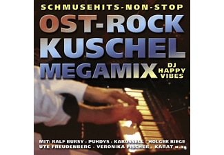VARIOUS - Der Ostrock-Kuschel-Hit-Mix [CD]