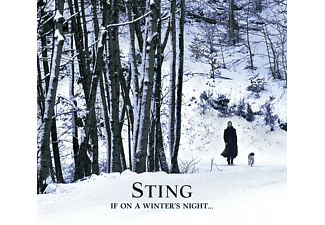 Sting - Sting - If On A Winter's Night... [CD]