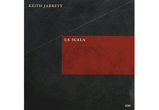 Keith Jarrett - La Scala - (CD)
