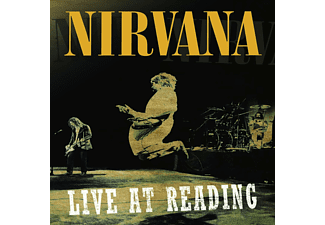 Nirvana - Live At Reading - (CD)
