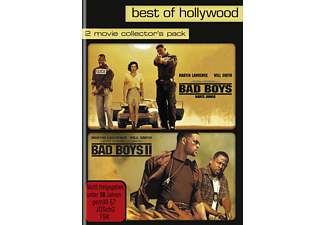Bad Boys - Harte Jungs / Bad Boys II (Best Of Hollywood) [DVD]