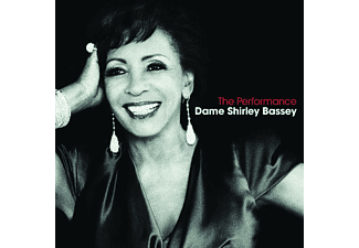 Shirley Bassey - The Performance [CD]