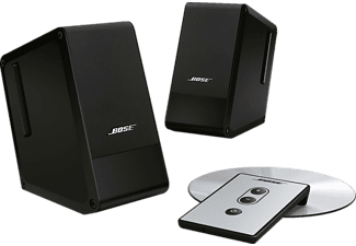 bose comp musicmonitor schwarz lautsprecher media markt. Black Bedroom Furniture Sets. Home Design Ideas