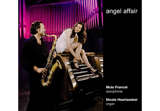 Francel, Mulo & Heartseeker, Nicole - Angel Affair - (CD)